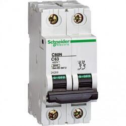 Schneider Electric - 2X1A 6KA C TİPİ OTOMAT 3303430243311