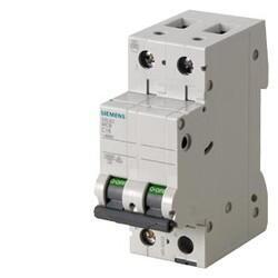 Siemens - SİEMENS 5SL6204-7 2x4A 6KA 2F C TİPİ OTOMATİK SİGORTA 4001869388434