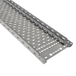 Kıraç Metal - KIRAÇ METAL 300X35 MM FORMLU KABLO KANALI 2M(4 ADET)