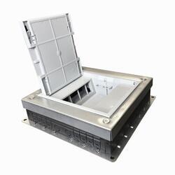 Kıraç Metal - 330x330 BOS BUAT + 6LI PRIZ KASASI SETİ