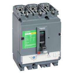 Schneider Electric - SCHNEİDER ELECTRİC 35-50 AMP EASY PACT CVS 4 KUTUP 380V AC 36KA KOMPAK ŞALTER 3606480220517