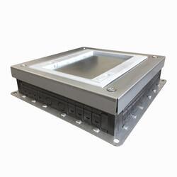 Kıraç Metal - KIRAÇ METAL 360X360 BOS BUAT + 8 LI PRIZ KASASI SETİ