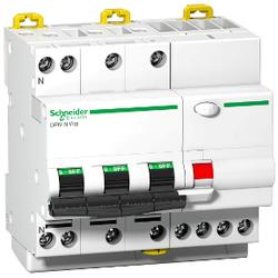 Schneider Electric - 3P+N C EĞRİSİ 30MA 3606480612534