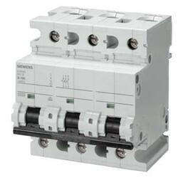 Siemens - SİEMENS OTOMATİK SİGORTA C 100A 3FAZ , 10KA 70 MM 4001869195452