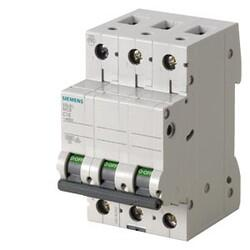 Siemens - SİEMENS OTOMATİK SİGORTA C 32A 3FAZ , 6KA 70 MM 4001869388793