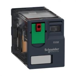 Schneider Electric - SCHNEİDER ELECTRİC MİNYATÜR TAKILABİLİR RÖLE ZELİO RXM 4 K/A 120 V AC 6 A 3389119403740