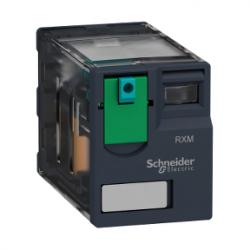 Schneider Electric - SCHNEİDER ELECTRİC MİNYATÜR TAKILABİLİR RÖLE ZELİO RXM 4 K/A 24 V DC 6 A 3389119403719
