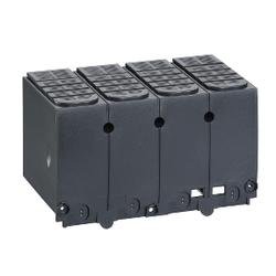 Schneider Electric - 4 KUTUPLU KOMPAKLAR İÇİN TERMİNAL KORUMA KAPAĞI 3606480019968