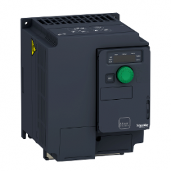 Schneider Electric - SCHNEİDER ELECTRİC 4 KW 380-500 V AC TRİFAZE COMPACT MOTOR HIZ KONTROL CİHAZI 3606480966781 ATV320U40N4C