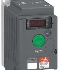 Schneider Electric - SCHNEİDER ELECTRİC TRİFAZE MOTOR HIZ KONTROL CİHAZI 4 KW 400VAC 3606480706356