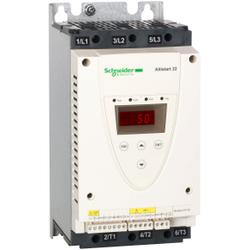 Schneider Electric - SCHNEİDER ELECTRİC 400V AC TRİFAZE 22KW 42A YUMUŞAK YOLVERME VE DURDURMA ÜNİTESİ 3606480167201