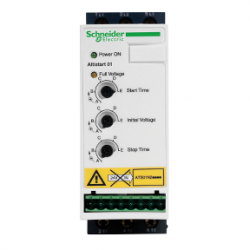 Schneider Electric - SCHNEİDER ELECTRİC 400V AC TRİFAZE 3/4 KW YUMUŞAK YOL VERİCİ 3389110667233