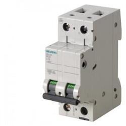 Siemens - SİEMENS OTOMATİK SİGORTA C 40A 1F+N , 6KA 70 MM 4001869389363