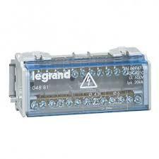 Legrand - 40A 2 KUTUP MODÜLER DAĞITICI 3245060048815