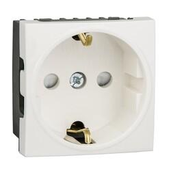 Schneider Electric - SCHNEİDER ELECTRİC TOPRAKLI PRİZ (ÇOCUK KORUMALI) 45X45 8690495056488