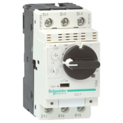 Schneider Electric - SCHNEİDER ELECTRİC 4..6.3A 2.2KW 380/400V MOTOR KORUMA ŞALTERİ 3389110213485