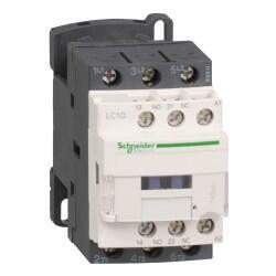 Schneider Electric - SCHNEİDER ELECTRİC 4KW 9A 1NA+1NK KONTAKTÖR 220V AC KUMANDA 3389110348873