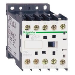 Schneider Electric - SCHNEİDER ELECTRİC 4KW 9A 1NK KONTAKTÖR 24V AC KUMANDA 3389110365122