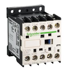 Schneider Electric - SCHNEİDER ELECTRİC 4NA YARDIMCI KONTAKTÖR 220V AC KUMANDA 3389110500332