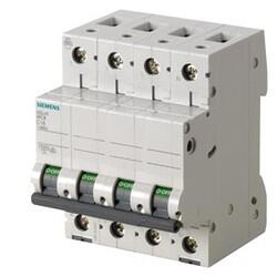 Siemens - SİEMENS 5SL4616-7 16A 10KA 3F+N C TİPİ OTOMATİK SİGORTA 4001869441078