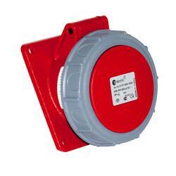 TP Electric - TP ELECTRİC KİLİTLİ KAPAKLI MAKİNE PRİZİ 4X32AMP CEE NORM IP67 8693151327052