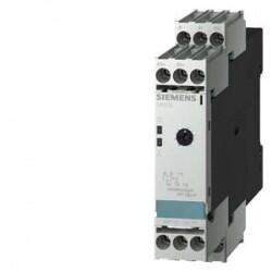Siemens - SİEMENS SIRIUS ELEKTRONİK ZAMAN RÖLESİ YARDIMCI GERİLİMLİ DÜŞMEDE GECİKMELİ 5-100S 1C-O AC24/240V DC24V 4011209318854