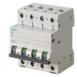 Siemens - OTOMATİK SİGORTA C 50A 3F+N , 6KA 70 MM 4001869389653