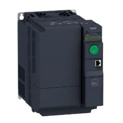 Schneider Electric - SCHNEİDER ELECTRİC 5,5 KW 380-500 V AC TRİFAZE MOTOR HIZ KONTROL CİHAZI 3606480931291 ATV320U55N4B