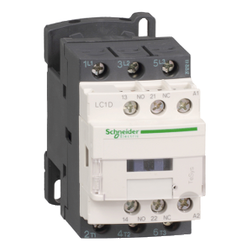 Schneider Electric - 5.5KW 12A 1NA+1NK KONTAKTÖR 24V AC KUMANDA 3389110349160