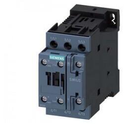Siemens - 24V DC 7,5 kW 17A. 1NO+1NC S0 SIRIUS KONTAKTÖR 4011209832459