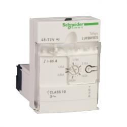 Schneider Electric - SCHNEİDER ELECTRİC GELİŞMİŞ KONTROL ÜNİTESİ LUCB SINIF 10 8...32 A 24 V DC 3389110364118