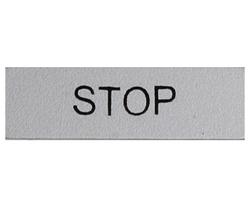 Emas - EMAS 8MM STOP ETİKET BET08-STOP