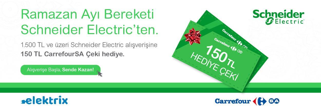 Schneider Electric Ramazan Kampanyası