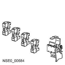 Siemens - ALARM KONTAĞI 3VL16 , 2 HS 1S+1Ö 4011209478053