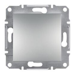 Schneider Electric - ASFORA ALÜMİNYUM ÇERÇEVESİZ LIGHT BUTONU 3606480729188