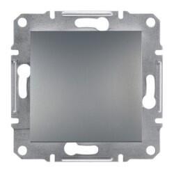 Schneider Electric - ASFORA ÇELİK ÇERÇEVESİZ LIGHT BUTONU 3606480730924
