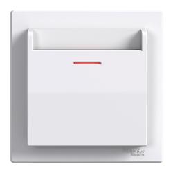 Schneider Electric - SCHNEİDER ELECTRİC ASFORA ELEKTRONİK OTEL ANAHTAR KARTI LİFT TERMİNALLERİ BEYAZ 3606480527487