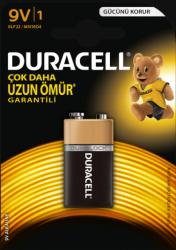 Duracell - BASİC 9 V MN1604 PİL 2724290934446