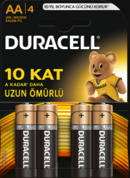 Duracell - DURACELL BASİC AA MN1500 PİL 5000394058019