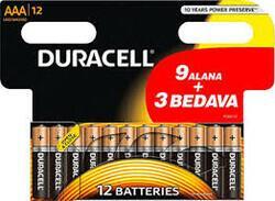 Duracell - DURACELL PİL 16 LI BASİC AAA MN2400 5000394077164