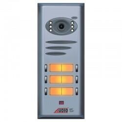 Audio - BASİC KAMERALI BUTONLU ZİL PANELİ 6 LI 8680372083188