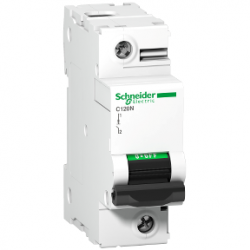 Schneider Electric - C120N DEVRE KESİCİ 1P 125A C EĞRİSİ 3606480379338