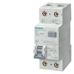 Siemens - SİEMENS KAÇAK AKIM +N(OTOMAT)20A 30 MA , 1F+N 70 MM 4001869306377
