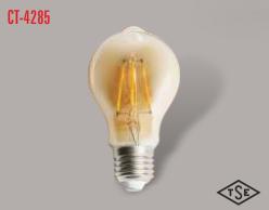 Cata - CATA UZUN FLAMENT 2700K SARI IŞIK E27 RUSTİK AMPÜL CT-4285