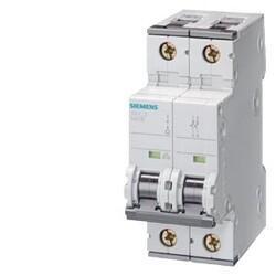 Siemens - SİEMENS CIRCUIT BREAKER 400V 10KA 2-POLE A 4A D=70MM 4001869201177