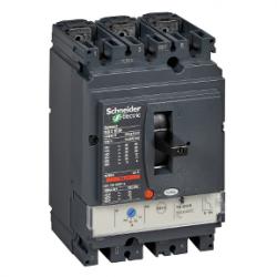 Schneider Electric - SCHNEİDER ELECTRİC DEVRE KESİCİ COMPACT NSX100F TMD 100 A 3 KUTUP 3D 3606480008764