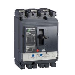 Schneider Electric - SCHNEİDER ELECTRİC DEVRE KESİCİ COMPACT NSX250N TMD 200 A 3 KUTUP 3D 3606480014802