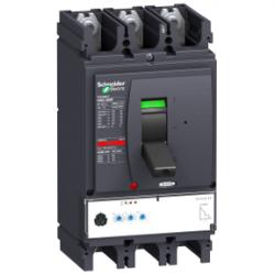 Schneider Electric - DEVRE KESİCİ COMPACT NSX400N - MİCROLOGİC 2.3 - 400 A - 3 KUTUP 3D 3606480015137