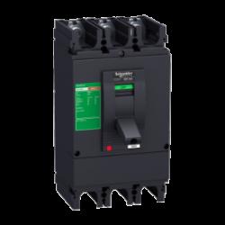 Schneider Electric - SCHNEİDER ELECTRİC DEVRE KESİCİ EASYPACT EZC630H TMD 600 A 3 KUTUP 3D 3606480619335