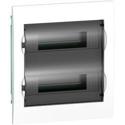 Schneider Electric - EASY9 SİGORTA KUTULARI 2X12 MODÜL SIVAALTI ŞEFFAF KAPAK 3606480768507
